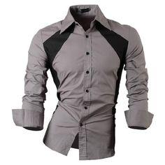 Jeansian Men's Slim Fit Long Sleeves Casual Shirts 80112 Gray L jeansian http://www.amazon.com/dp/B00IRW8B90/ref=cm_sw_r_pi_dp_BI27ub1CK3HN6