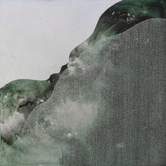 Serenity - Mixed Media Art by Ai Campbell Deco Paint, Landscape Drawings, Detailed Drawings, Bedroom Art, Medium Art, Installation Art, Japanese Art, Beautiful Landscapes, Sculpture Art