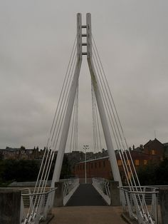 James Thomson híd Hawick a skót határvidéken