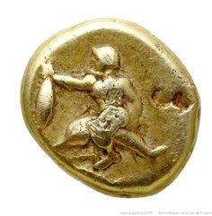 [Monnaie de Mysie. Cyzique : hecté]   Gallica