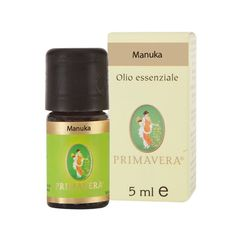 Olio Essenziale di Manuka, un ottimo complemento al miele