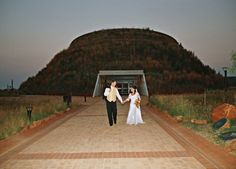 Looking for a wedding venue? Maropeng in the Cradle of Humankind, Gauteng, South Africa, offers something unique. World Heritage Sites, South Africa, Wedding Venues, Events, Unique, Wedding Reception Venues, Wedding Places
