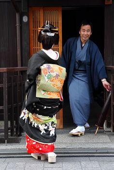 Hay sexy. : dat kimono