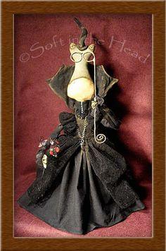 """""""Miss Tizzie Tea Mugwire""""....©2009"""
