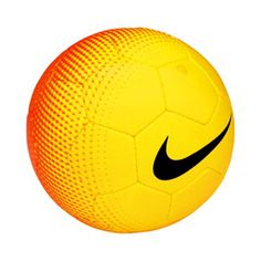 Nike Mercurial Vapor Soccer Ball Yellow/Orange- It looks amazing, and you could never lose it on the field. Nike Soccer Ball, Soccer Gear, Soccer Shoes, Soccer Cleats, Soccer Players, Football Soccer, Messi Soccer, Soccer Stuff, Nike Football Boots