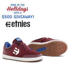 WIN during etnies Kids Get for giving Holiday Campaign #get4giving #ad #247moms