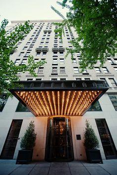 Gramercy Park Hotel - Hotel Entry