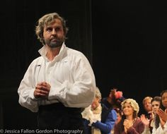 Alfie Boe on his debut of Les Miserables at the Imperial Theatre, Broadway