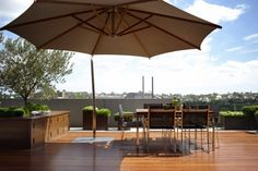 Pergola Ideas For Patio Pergola Attached To House, Pergola With Roof, Backyard Pergola, Pergola Shade, Pergola Kits, Pergola Ideas, Patio Roof, Corner Pergola, Rooftop Terrace
