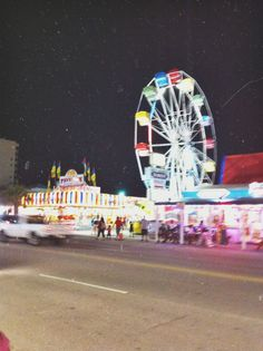 summer carnivals are the bomb diggity