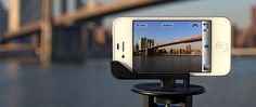 Glif | Tripod Mount & Stand For iPhone 4 and 4S - Studio Neat
