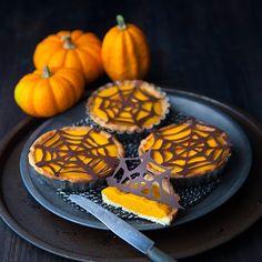 Recette tartelettes courges chocolat