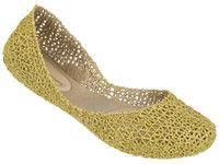 Campana Papel VII (Dourada Glitter)