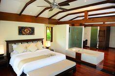 Bedroom at The Village, Coconut Island, Phuket