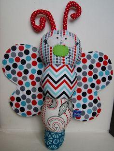 Stuffed Butterfly