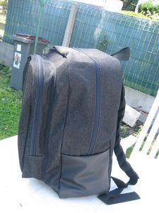 sac à dos (explications de montage)