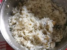 Veg Indian Cooking: Sindhi Tahiri Easy Sesame Chicken, Feta, Indian, Cooking, Recipes, Kitchen, Ripped Recipes, Brewing