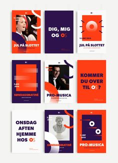 It was time for a new beginning. We collaborated with Odense Symphony Orchestra to redefine its brand and expand its reach and relevance. Web Design, Book Design, Layout Design, Brand Identity Design, Corporate Design, Branding Design, Plakat Design, Event Branding, Photo Images