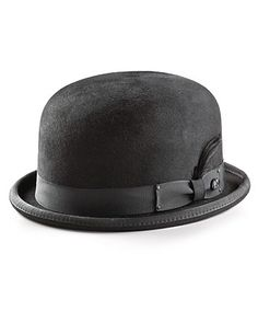 855392ab0f0 Bailey Hats Harper Derby Hat