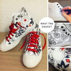 32 Besten Schuhe Farben Bilder Auf Pinterest Dye Shoes Converse