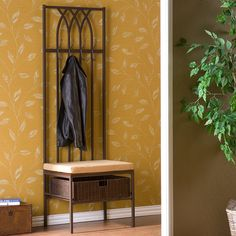 Found it at Wayfair - Goldwood Entryway Hall Tree