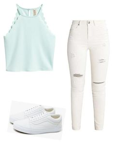 """Untitled #171"" by brodriguez8104 on Polyvore featuring Vans"