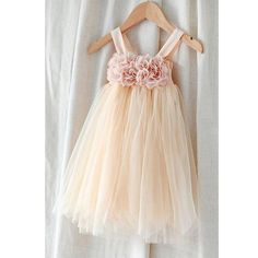 f257097885 Cute Pretty Unique Cheap Weding Little Girl Flower Girl Dresses, FGD003 -  Wish Gown Kislányruhák