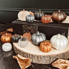 Autumn Diys, Fall Diy, Epoxy, Table Decorations, Dinner Table Decorations