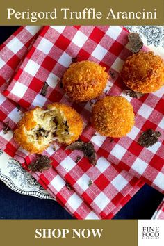 Oil For Deep Frying, Arancini, Little Chef, Truffles, Risotto, Fancy, Cold, Store, Cooking