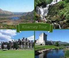 Tour of Killarney, executive tours, private driver Titanic Museum, Grafton Street, Golf Tour, Tour Operator, Belfast, Day Tours, Northern Ireland, Dublin, Waterfall