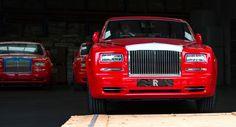 Rolls-Royce Ships Record Fleet Of 30 Bespoke Phantoms To Macau