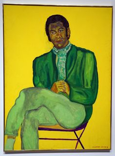 Beauford Delaney's Portrait of a Young Musician