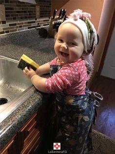 🎀 Tu riposati mamma, oggi i piatti li lavo io 💕