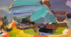 View VIEW TO THE SOUTH By Ivon Hitchens; oil on canvas; Access more artwork lots and estimated & realized auction prices on MutualArt. Abstract Landscape, Landscape Paintings, Landscapes, Art Storage, Global Art, Autumn Trees, Magazine Art, Art Market, Impressionist