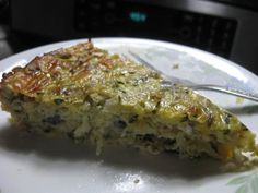 Try Zucchini Quiche from Food.com. - 1809