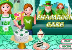 Cake Games, Cooking Games, Play Food, Celebrations