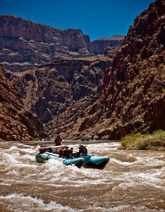 Rapids, rocky roads and rifle ranges - Jack Dyson journeys up historic Route 66 to smash headfirst into a white-knuckle Grand Canyon adventure