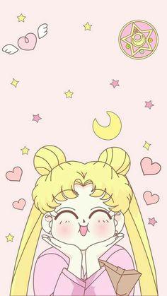 Usagi sailor moon wallpaper for phone Sailor Moon Crystal, Sailor Moon S, Kawaii Wallpaper, Cartoon Wallpaper, Iphone Wallpaper, Trendy Wallpaper, Disney Wallpaper, Wall Wallpaper, Wallpaper Quotes