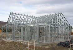Vivienda Unifamiliar EcoViv Steel Framing