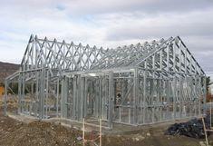 Vivienda Unifamiliar EcoViv Steel Framing