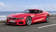 So könnte der BMW Z5 als Coupé aussehen
