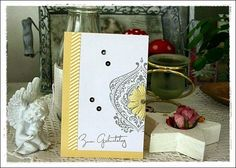 Card by Yvonne Ecker Atc, In This Moment, Cards, Maps, Playing Cards