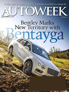 Autoweek - Save on magazine subscription!