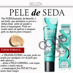 The POREfessional Benefit: Resenha