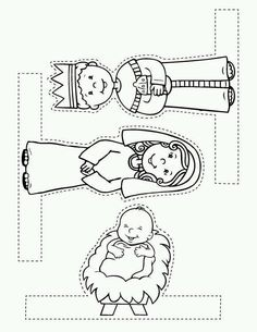Christmas Crafts – Free Christmas craft from my Easy-to-Make Bible Crafts book Preschool Christmas, Christmas Nativity, Christmas Activities, Christmas Crafts For Kids, Christmas Colors, Kids Christmas, Preschool Age, Bible Story Crafts, Book Crafts