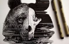 Juxtapoz Magazine - Paul Jackson Can See Your Skeleton