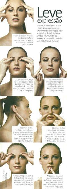 Massagem facial rejuvenescedora ou anti-envelhecimento, faça você mesma Tips, Movie Posters, How To Make, Face Massage, Beauty Secrets, Beauty Tricks, Facials, Coming Of Age, Beauty Tips