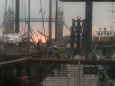 Tower Bridge Tower Bridge, Sailing, Boat, London, Candle, Dinghy, Boats, London England, Ship