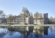 The New Building of the Swiss National Museum Zurich – Hobbies paining body for kids and adult Zurich, Places To Travel, Places To Visit, Concrete Architecture, Fairytale Castle, Great Hobbies, Going On Holiday, National Museum, Switzerland