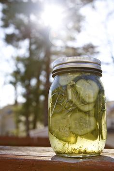 DIY Dill Pickle, Pickle recipe
